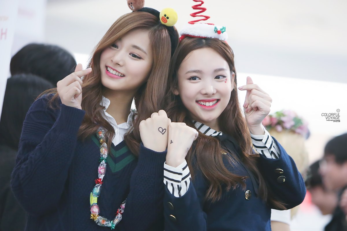 tzuyu and nayeon