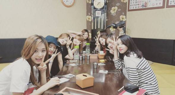 TWICE group