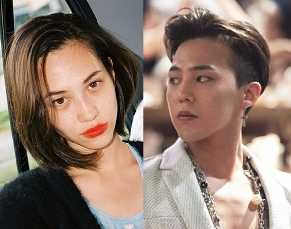 kiko mizuhara and g-dragon