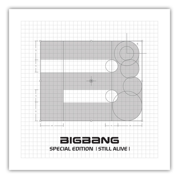 BIGBANG Still Alive Album Cover