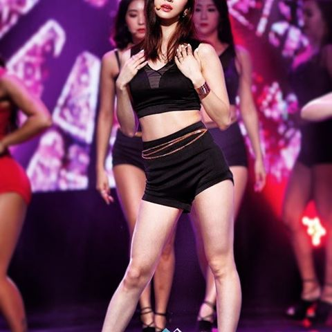 10 types of k pop idol diet plan and exercise workout to lose sistar dasom before diet ccuart Choice Image