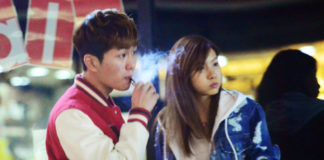 Onew-SHINee-smokes