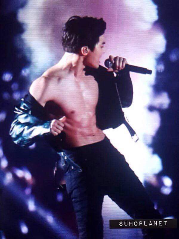 EXO Abs - Which EXO Members Have The Best Abs? | Channel-K ...