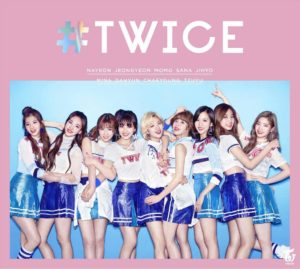 TWICE #TWICE (First Japanese Album)