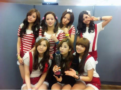 apink first win