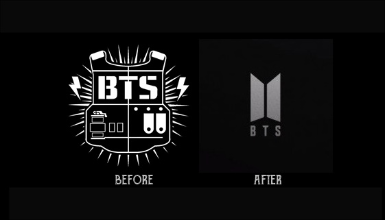 Explore More Awesome BTS Logos | Channel-K