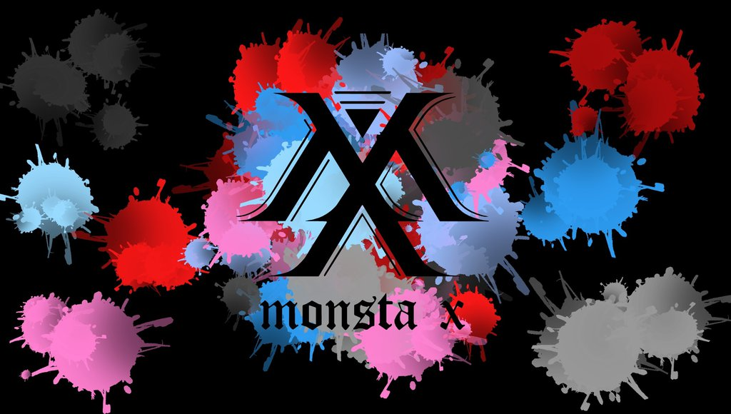 monster x logo