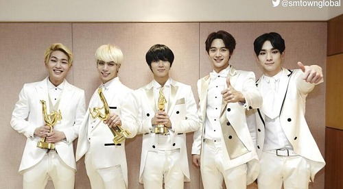 Golden disk awards 2014