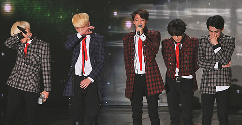 SHINee Melon Awards