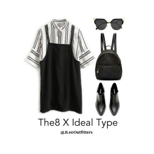 the8 ideal type outfit