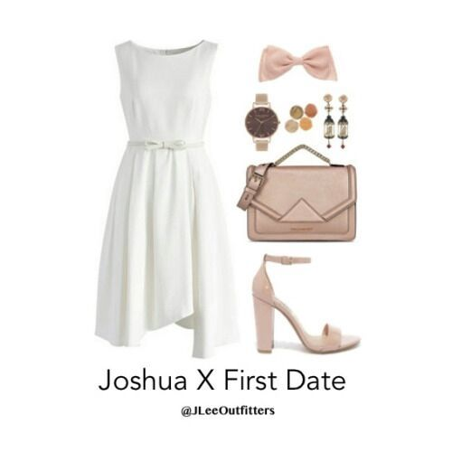 joshua ideal girl outfit