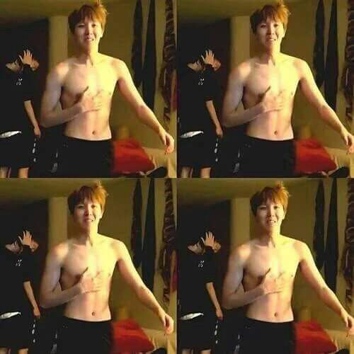 Jhope Abs
