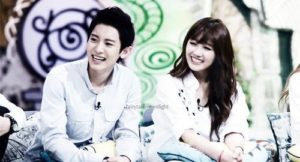 chanyeol Dan Eunji dating