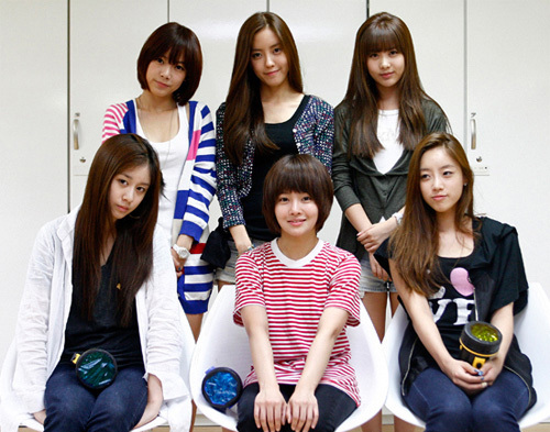 t-ara debut formation