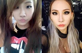 cl before n after