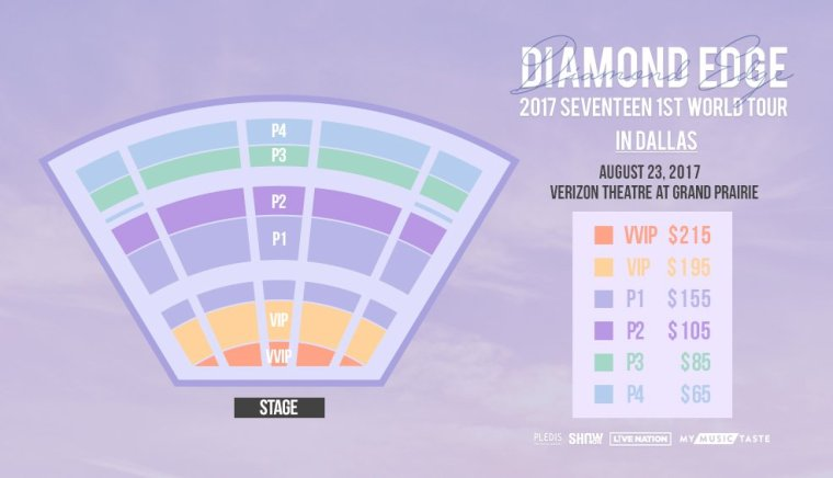 seventeen diamond edge dallas