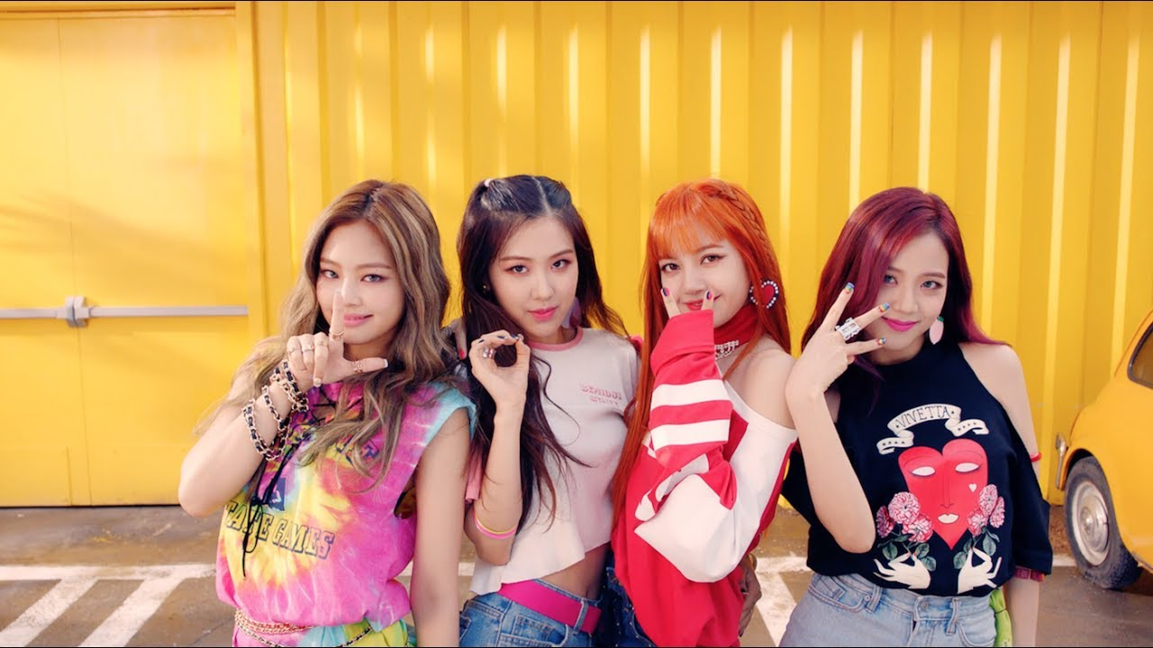 Blackpink Diet Plan Exercise And Workout Channel K