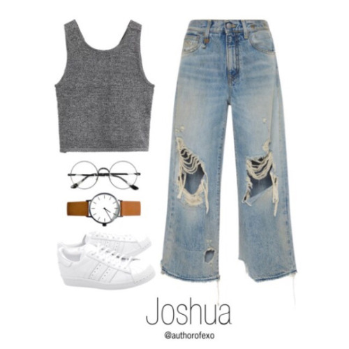 joshua ideal type outfit
