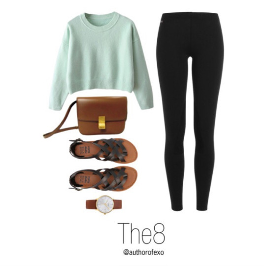 the8 ideal girl outfit