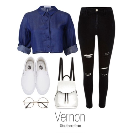 vernon ideal girl outfit