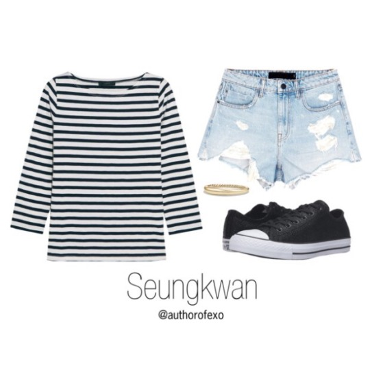 seungkwan ideal girl outfit