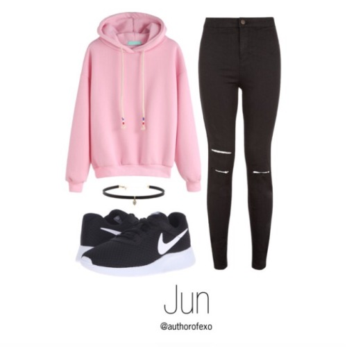 jun ideal type outfit
