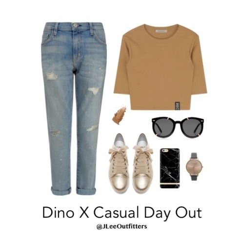 dino ideal girl outfit