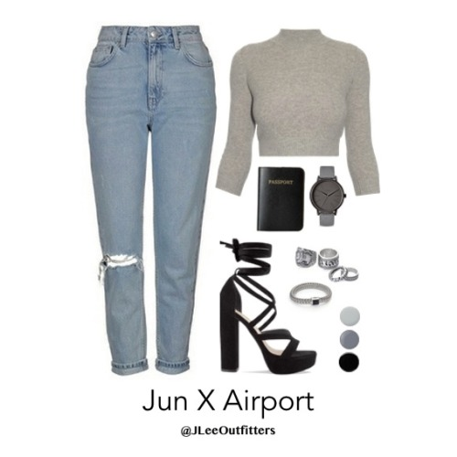 jun ideal girl outfit