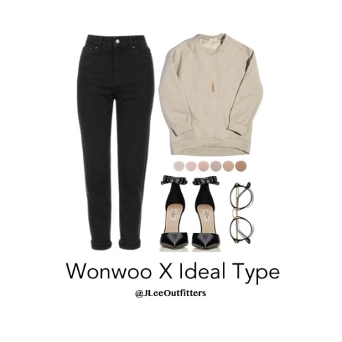 wonwoo ideal girl outfit