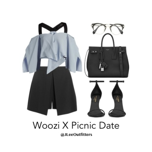woozi ideal type outfit