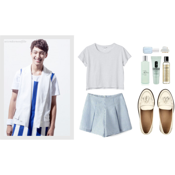 DK ideal type outfit