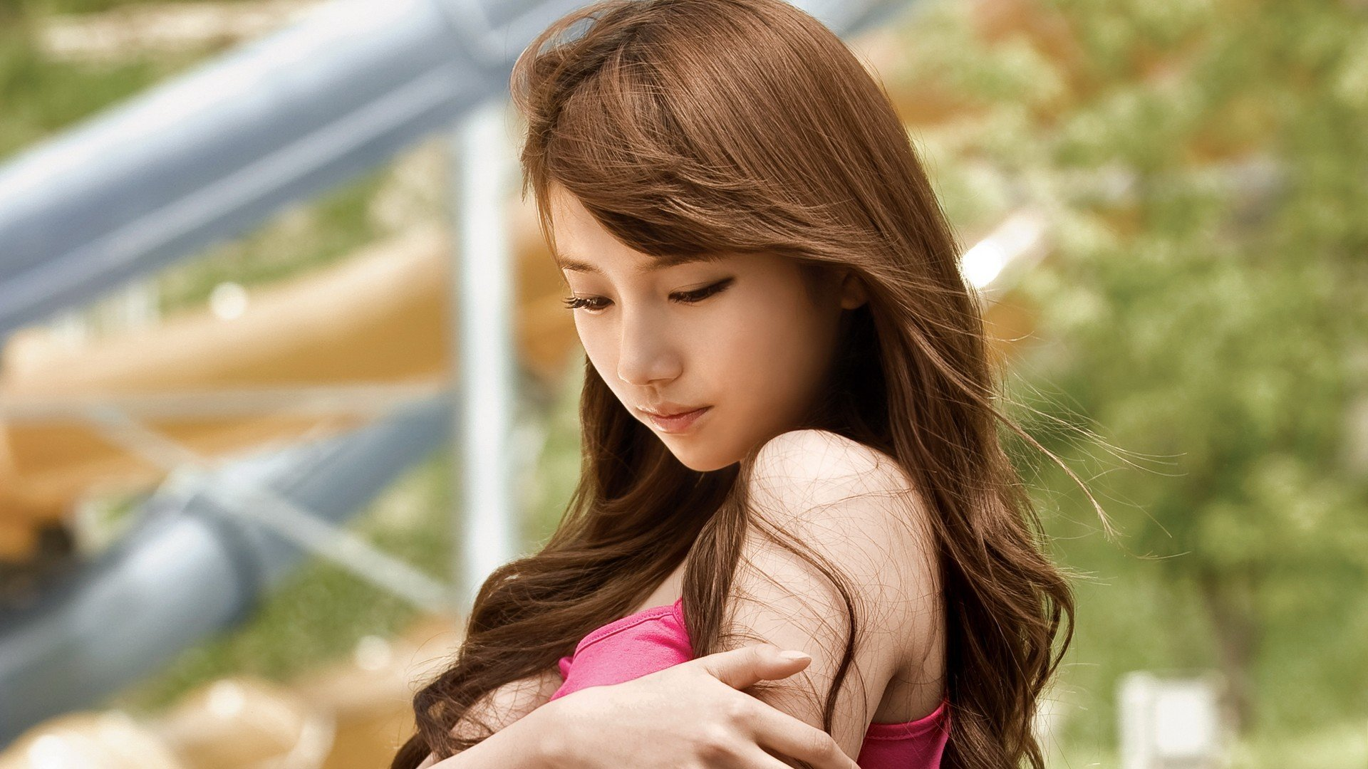 Miss A Suzy Wallpaper