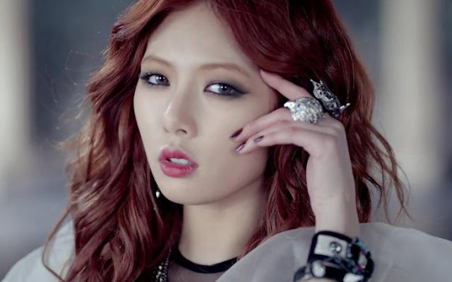 kim hyuna wonder girls
