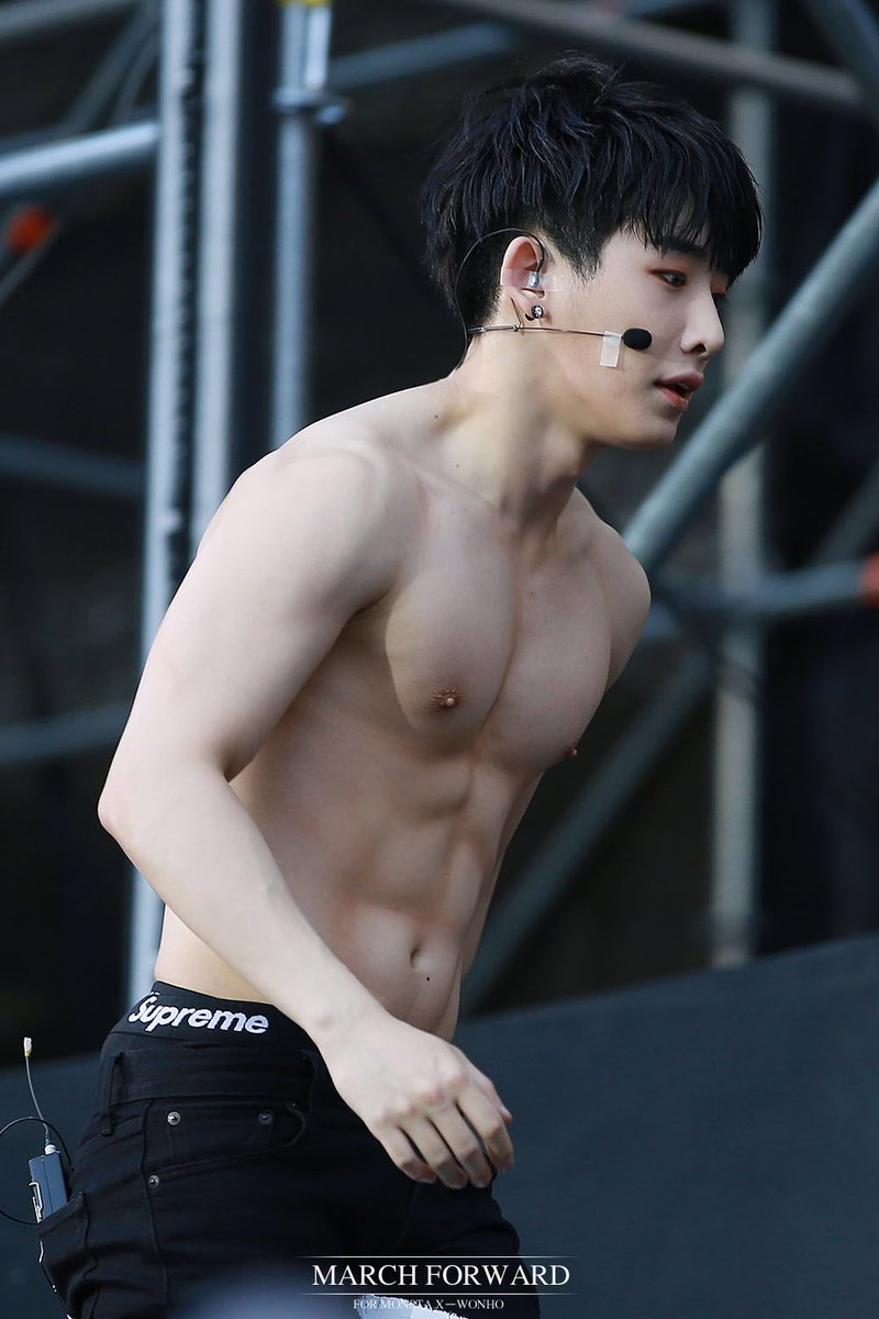 Who Has The Best Abs Among Monsta X Members Channel K