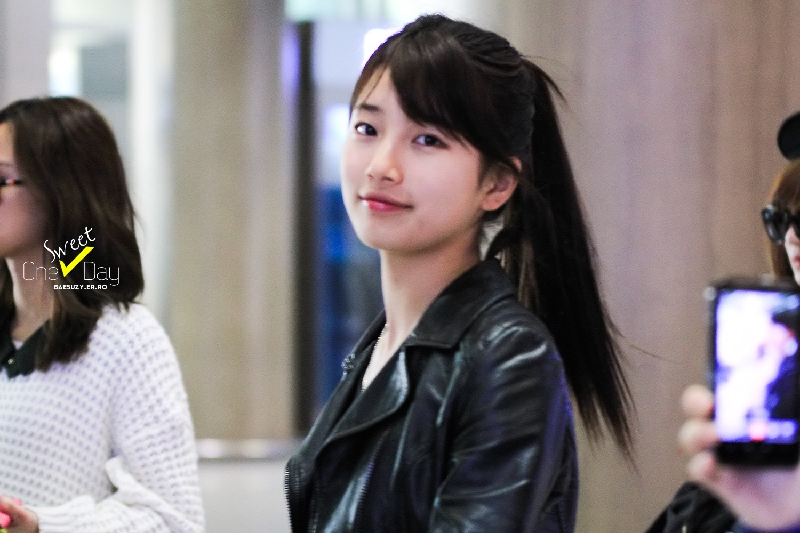 Suzy Airport Style