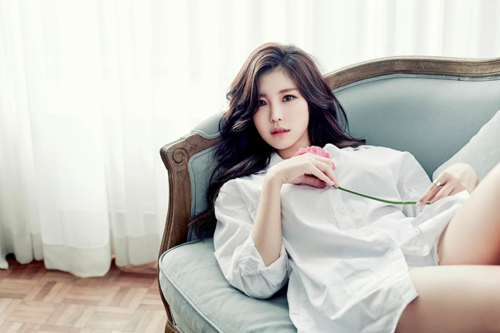 SECRET's Hyosung's workout and exercise