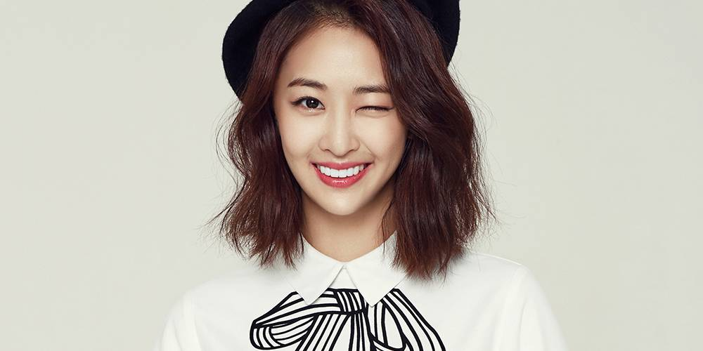 SISTAR's Dasom's workout and exercise