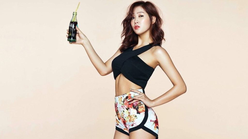 SISTAR's Soyou's diet plan and workout
