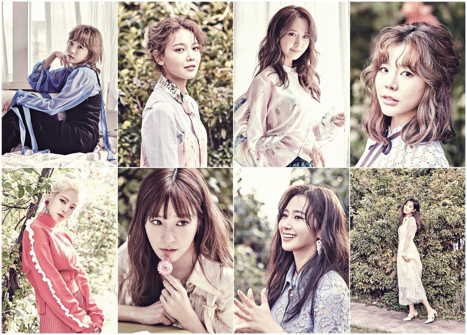 Collection Of Snsd Members Inspirational And Funny Quotes Channel K