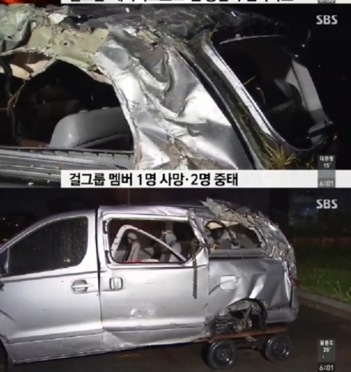 Chronology Of Ladies Code Car Accident Cause And Details Channel K