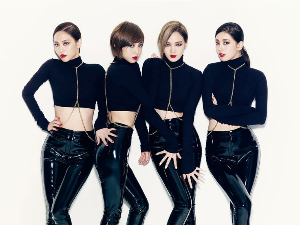 miss a hush black