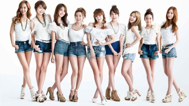 SNSD Members Age Order From Oldest to Youngest