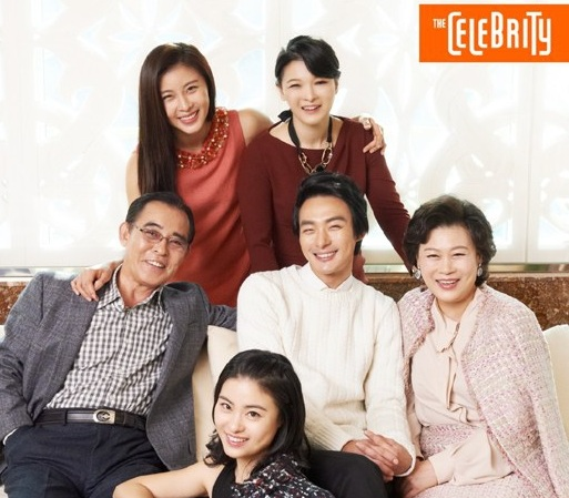 ha jiwon family