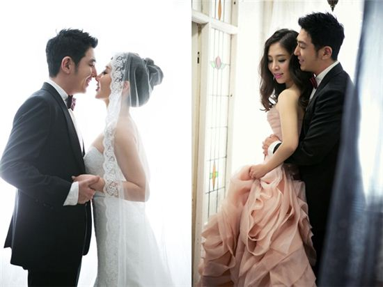jang tae-sung and wife