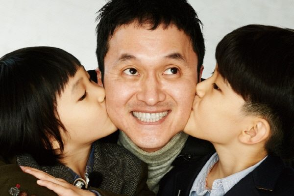 jang hyun-sung and children