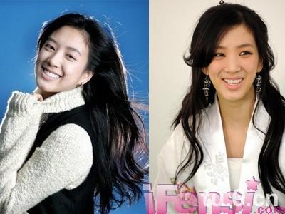 Jung Ryeo-won plastic surgery rumor