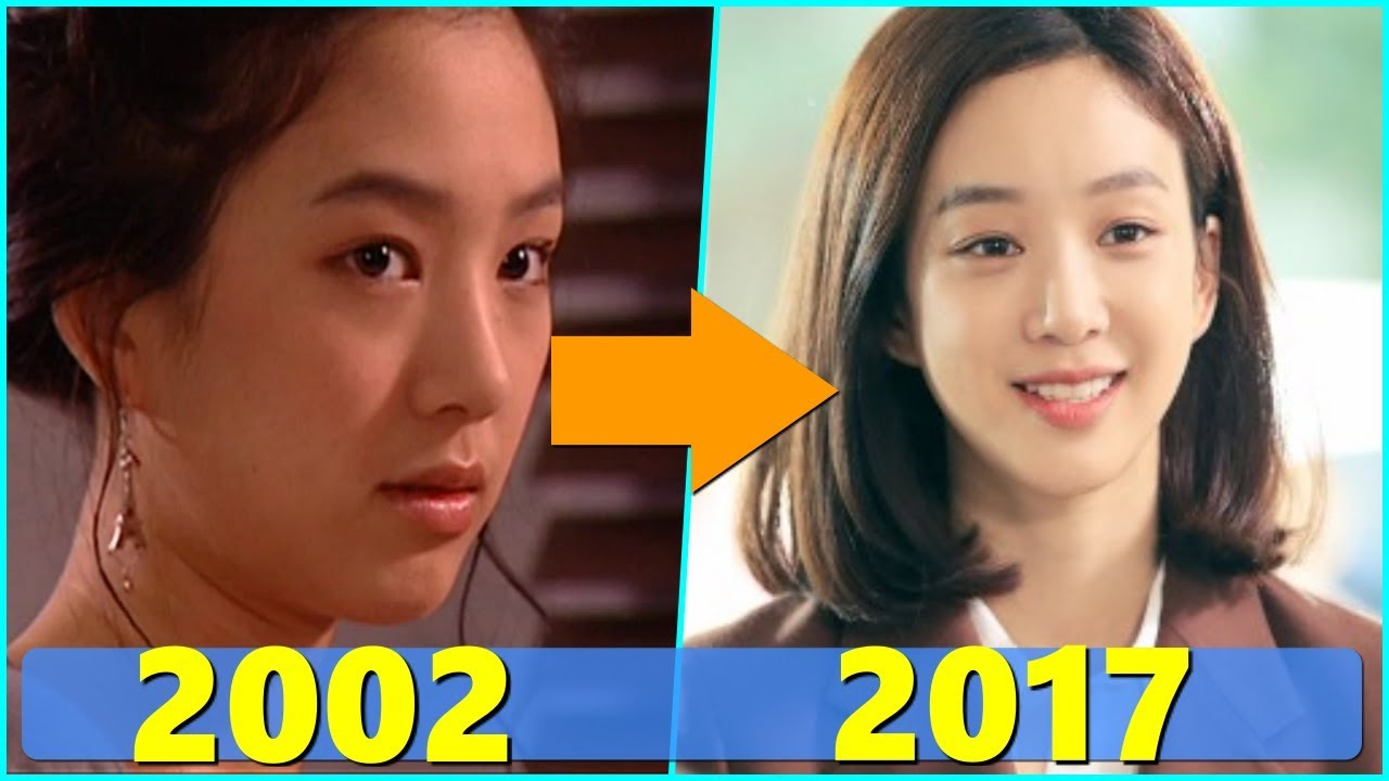 Jung Ryeo-won evolution