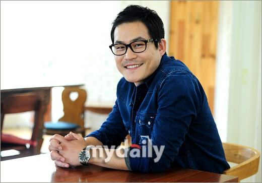 about actor Kim Sung-kyun