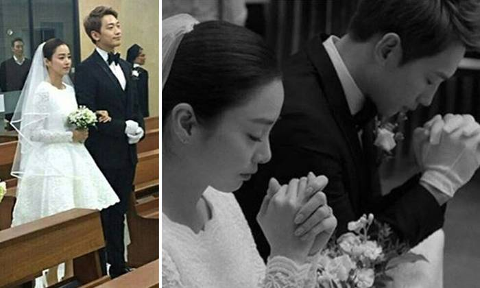 Kim Tae-hee married