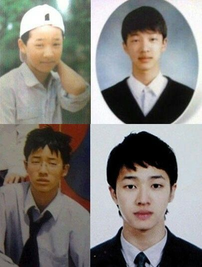 Lee Gi-kwang from time to time